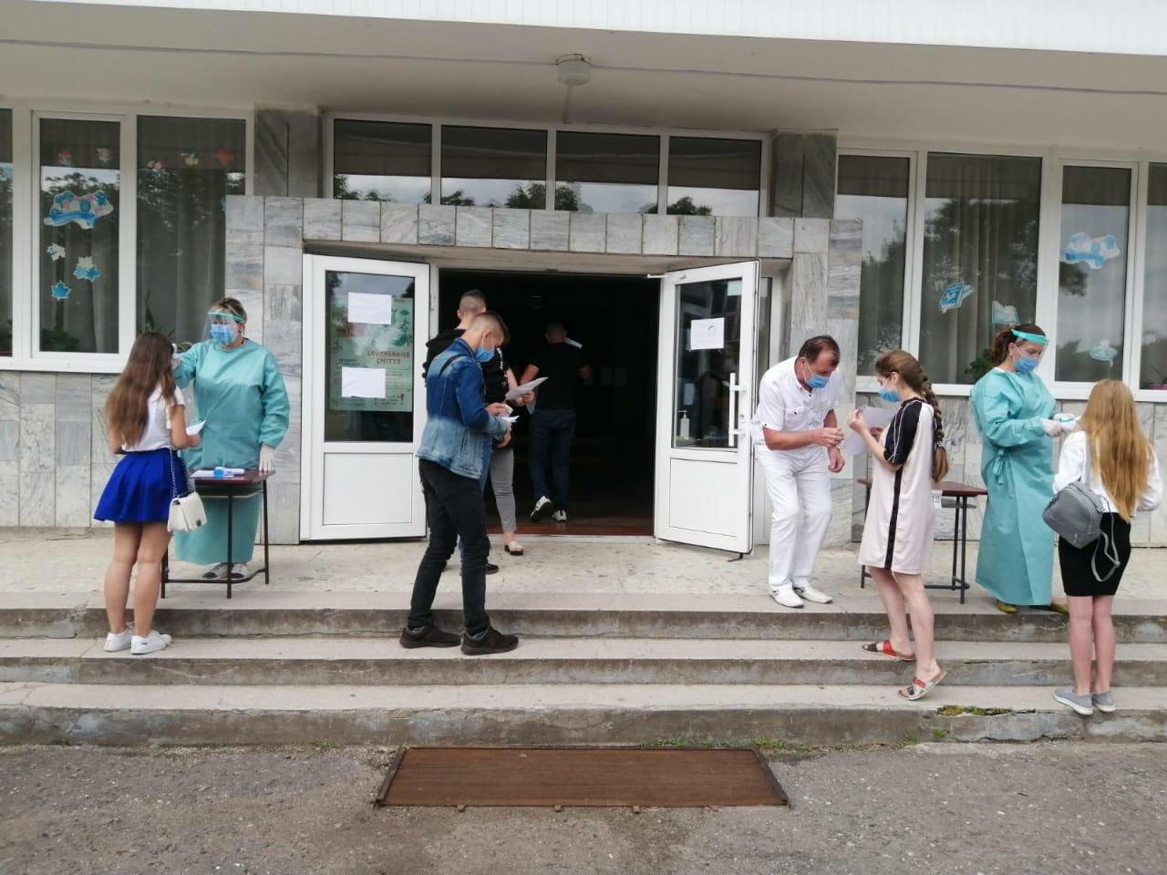 На Закарпатті основна сесія ЗНО-2020 завершилася тестуванням з хімії (ФОТО), фото-2