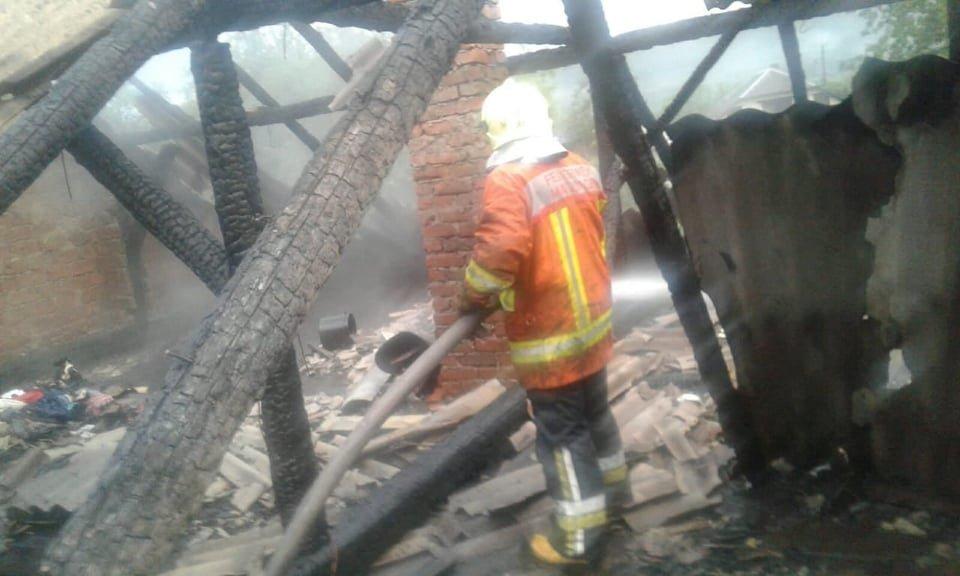 На Закарпатті у власному будинку живцем згорів чоловік (ФОТО), фото-3