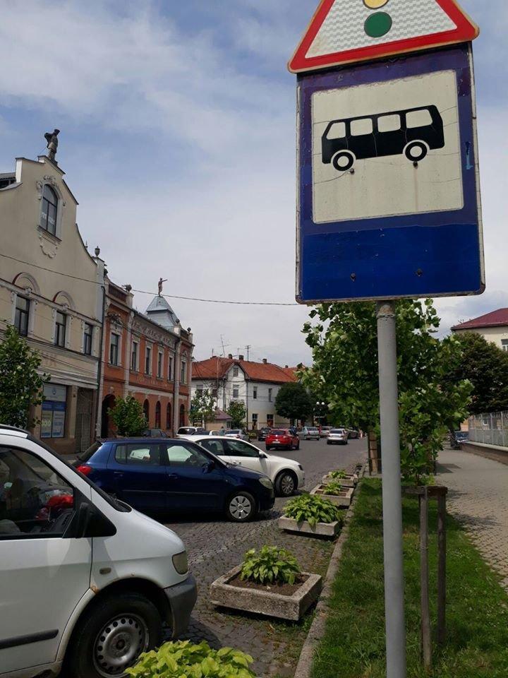 Понад 30 повідомлень про порушення правил паркування складено у Мукачеві за вихідні (ФОТО), фото-6