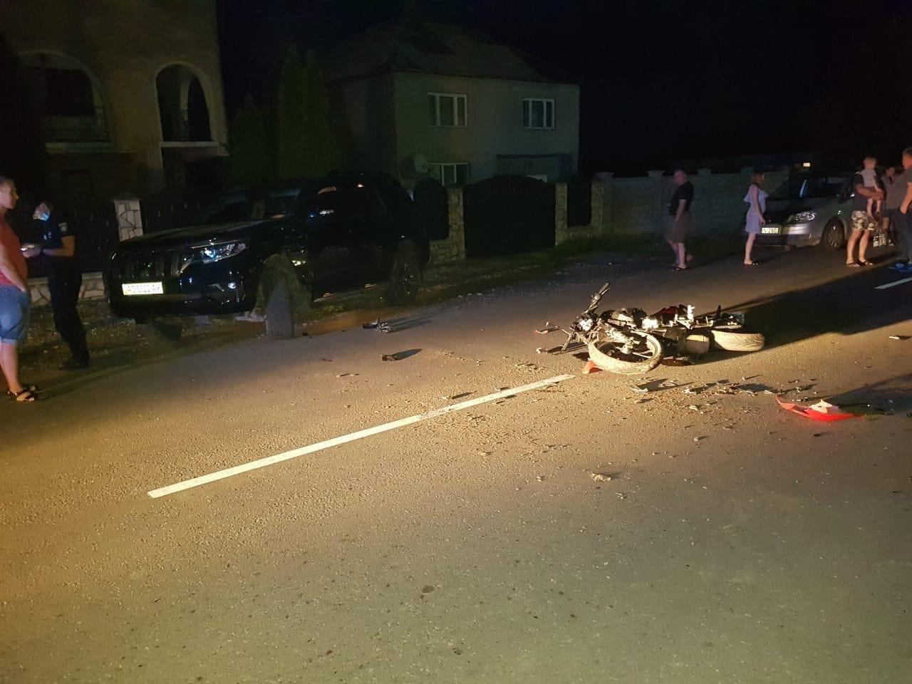 На Закарпатті депутат збив мотоцикліста. Від отриманих травм хлопець помер, -  ЗМІ (ФОТО), фото-2