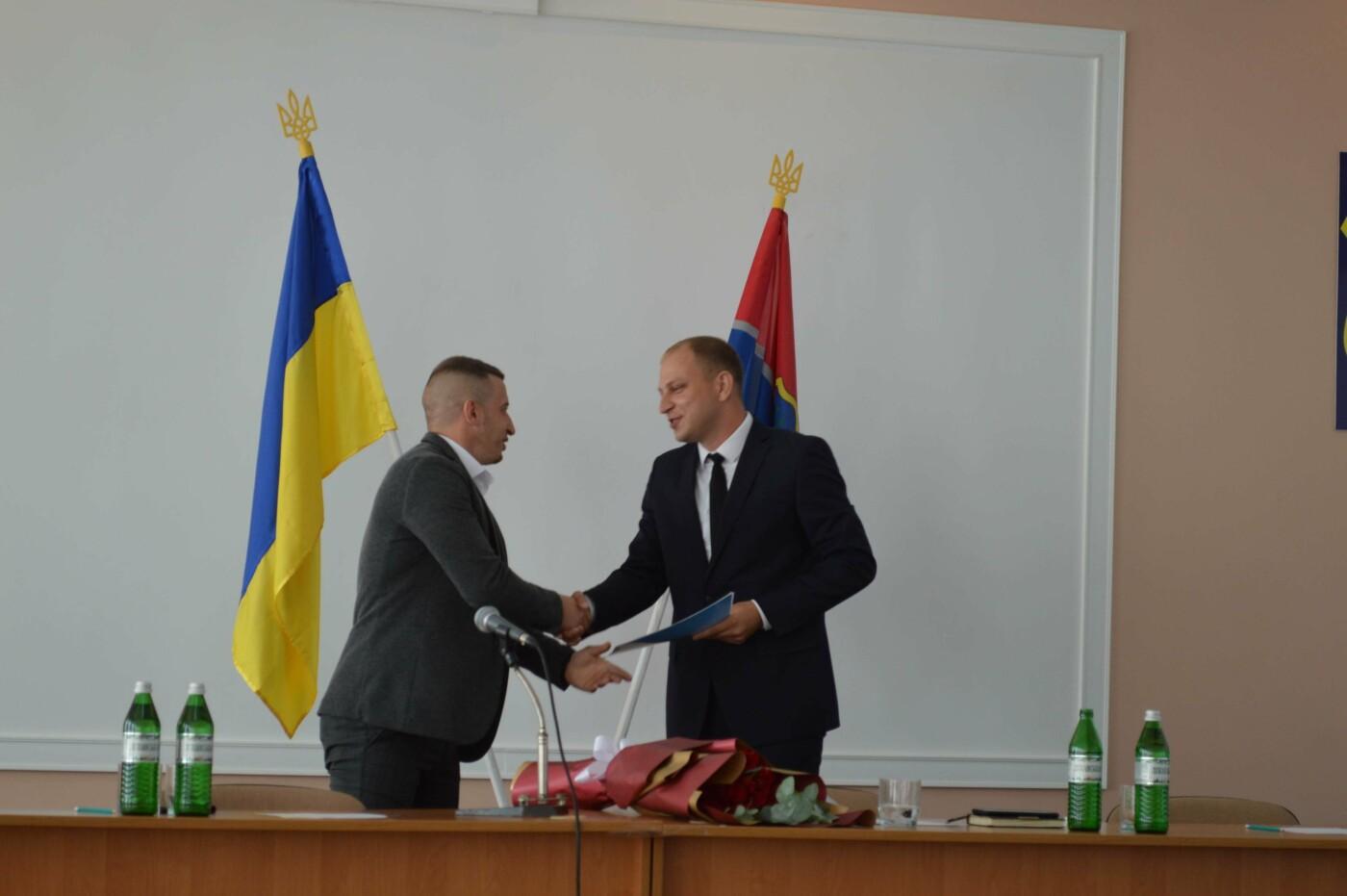 На Іршавщині офіційно представили нового очільника РДА Івана Завидняка (ФОТО), фото-2