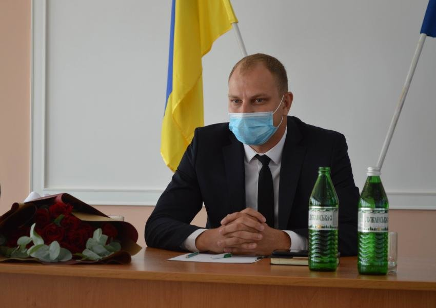 На Іршавщині офіційно представили нового очільника РДА Івана Завидняка (ФОТО), фото-1