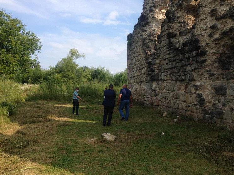 На Закарпатті шукають шляхи порятунку Середнянського замку (ФОТО), фото-1