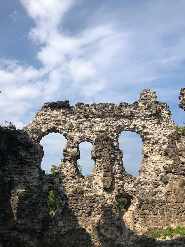 На Закарпатті шукають шляхи порятунку Середнянського замку (ФОТО), фото-2