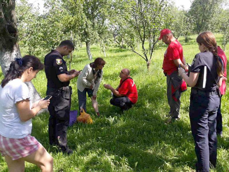 Пішла по гриби і заблукала: на Іршавщині майже добу шукали грибарку (ФОТО), фото-1