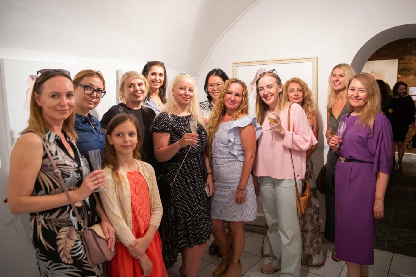 Талановита ужгородка відкрила персональну виставку живопису у Відні (ФОТО), фото-6