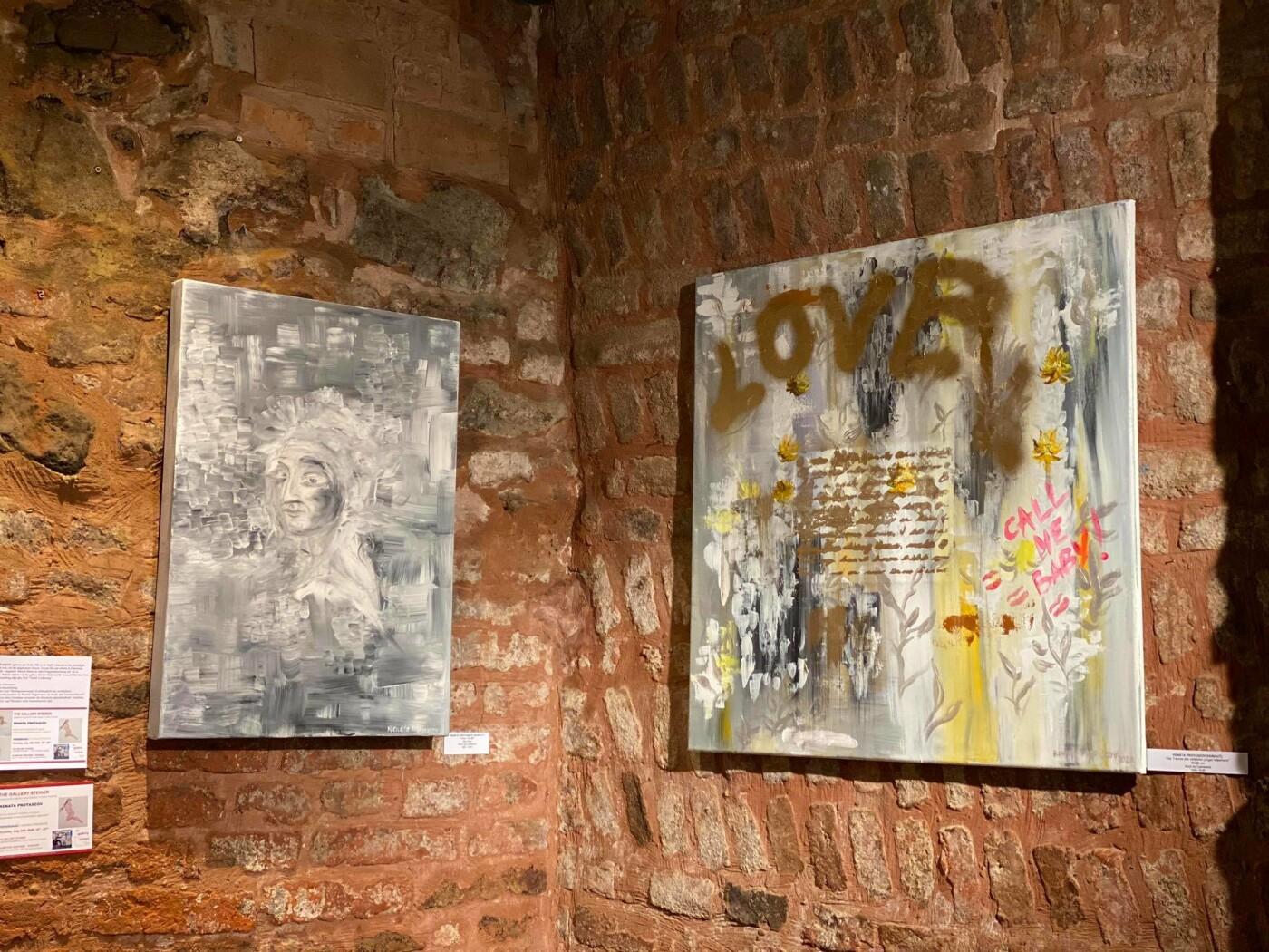 Талановита ужгородка відкрила персональну виставку живопису у Відні (ФОТО), фото-5