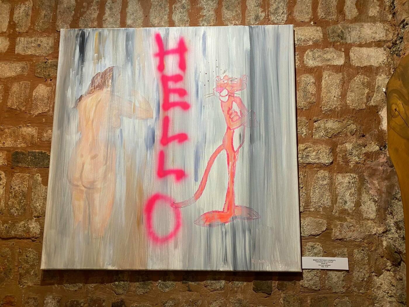 Талановита ужгородка відкрила персональну виставку живопису у Відні (ФОТО), фото-4