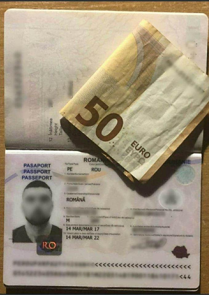 """Пропонував 50 євро хабаря: на КПП """"Тиса"""" затримано іноземця (ФОТО), фото-1"""