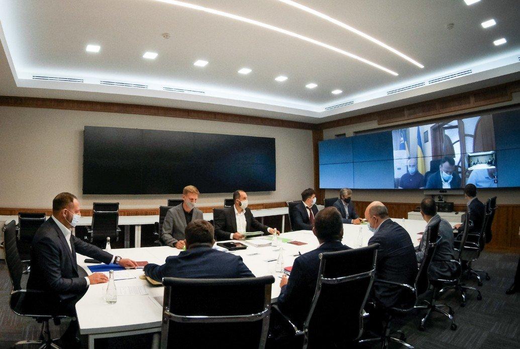 У Карпатах планують створити всесезонний спортивно-туристичний кластер, - офіс Президента, фото-1