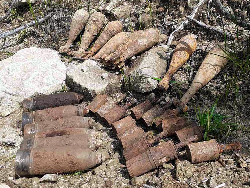 29 боєприпасів за один день знайшли та знищили закарпатські піротехніки (ФОТО), фото-1