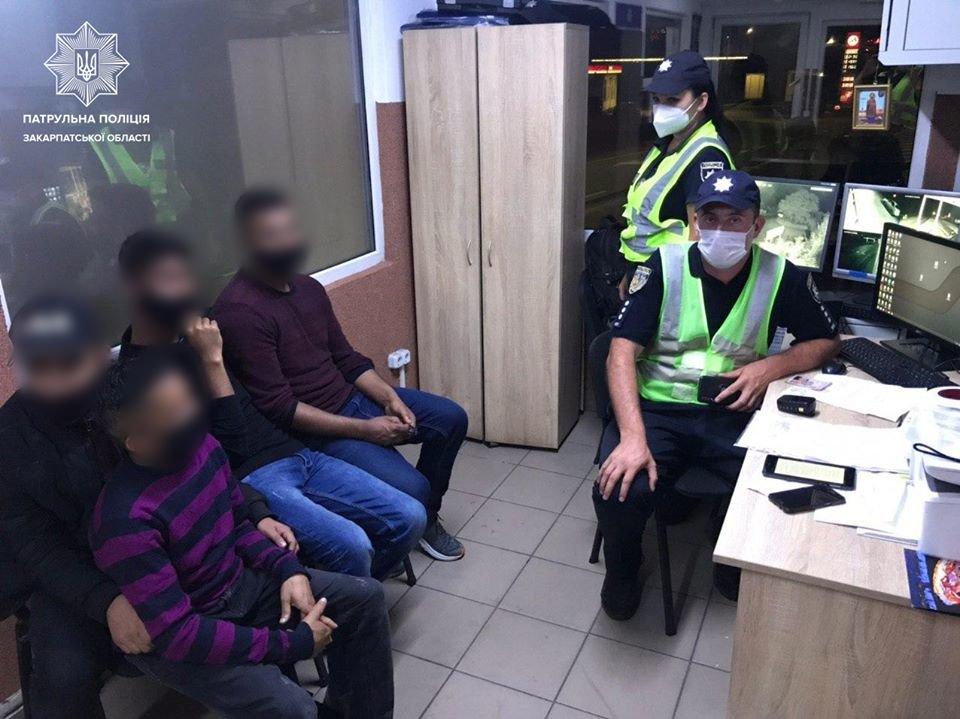 На Закарпатті патрульні затримали нелегальних мігрантів (ФОТО), фото-1
