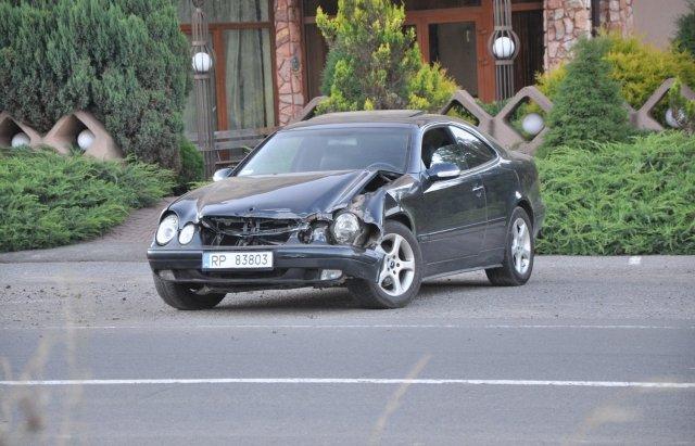 ДТП на об'їзній дорозі Ужгорода: зіткнулися Mercedes та Citroen (ФОТО), фото-1