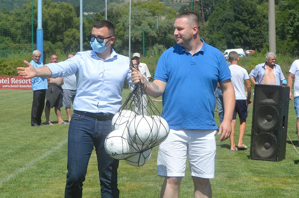 На Ужгородщині відбувся Суперкубок району з футболу - 2020 (ФОТО), фото-11