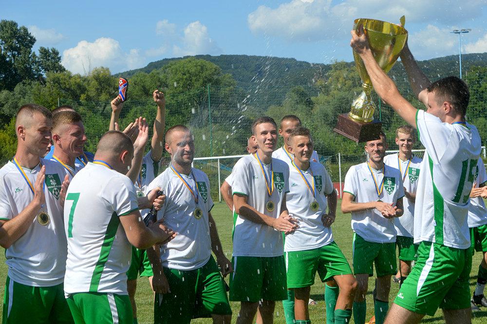 На Ужгородщині відбувся Суперкубок району з футболу - 2020 (ФОТО), фото-4