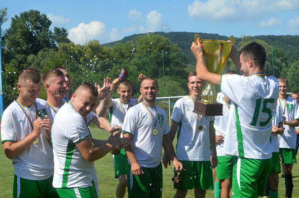 На Ужгородщині відбувся Суперкубок району з футболу - 2020 (ФОТО), фото-2