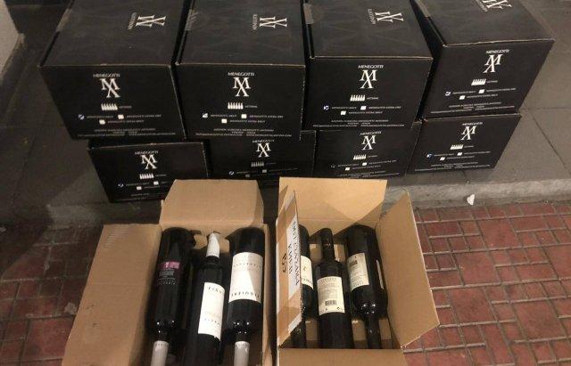 Задекларував багаж з особистими речами, а перевозив елітне вино: на КПП затримали чернівчанина (ФОТО), фото-1
