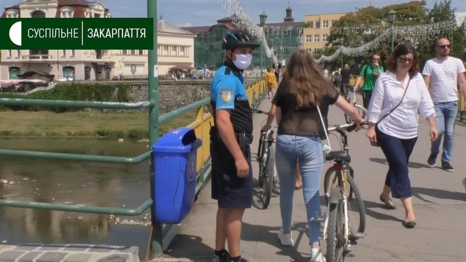 Їздиш на велосипеді в забороненому місці - плати штраф (ФОТО, ВІДЕО), фото-2
