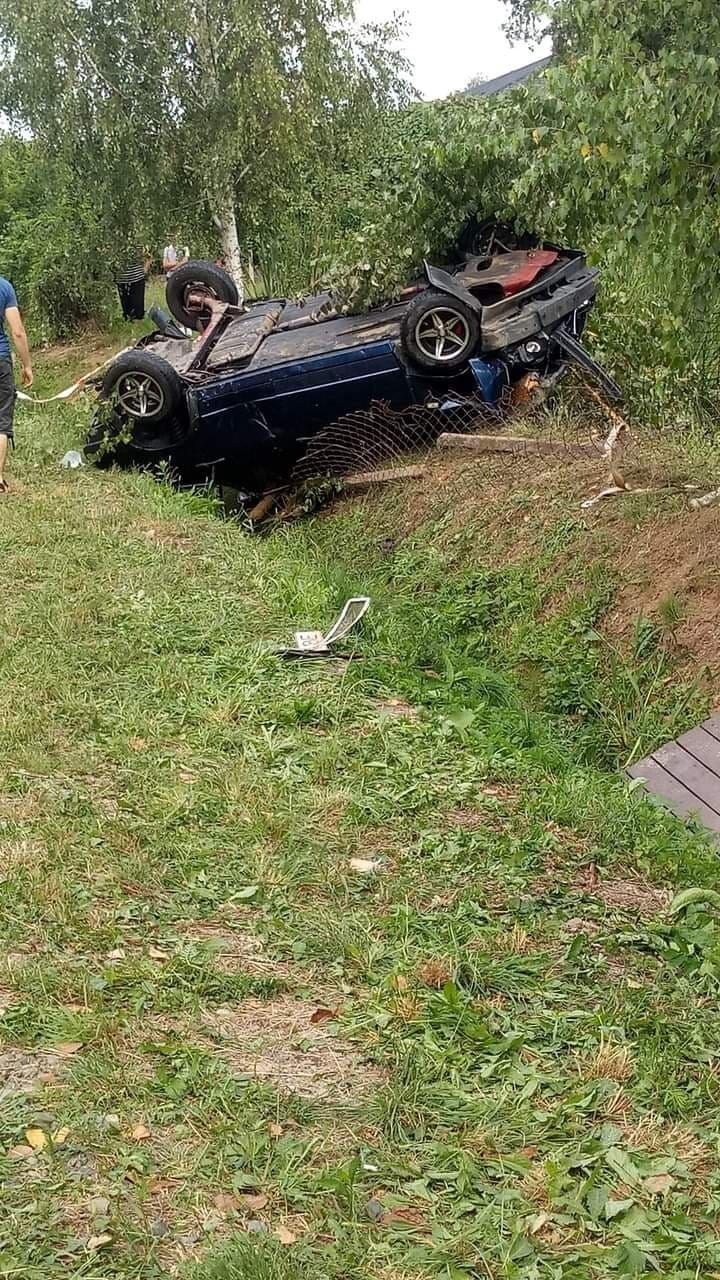 Подробиці смертельної ДТП: водій був п'яним, один із пасажирів загинув на місці (ФОТО), фото-2