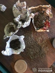 На Закарпатті виявили незаконне зберігання наркотичних речовин (ФОТО), фото-2