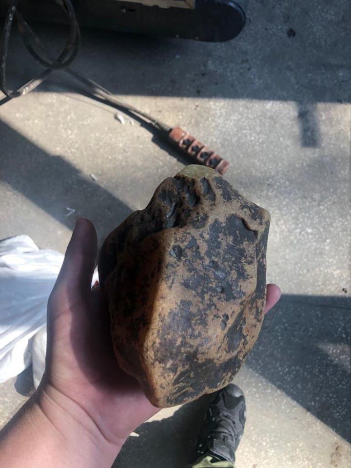 """У пункті пропуски """"Тиса"""" прикордонники виявили 15 мішків з камінням бурштину (ФОТО), фото-4"""