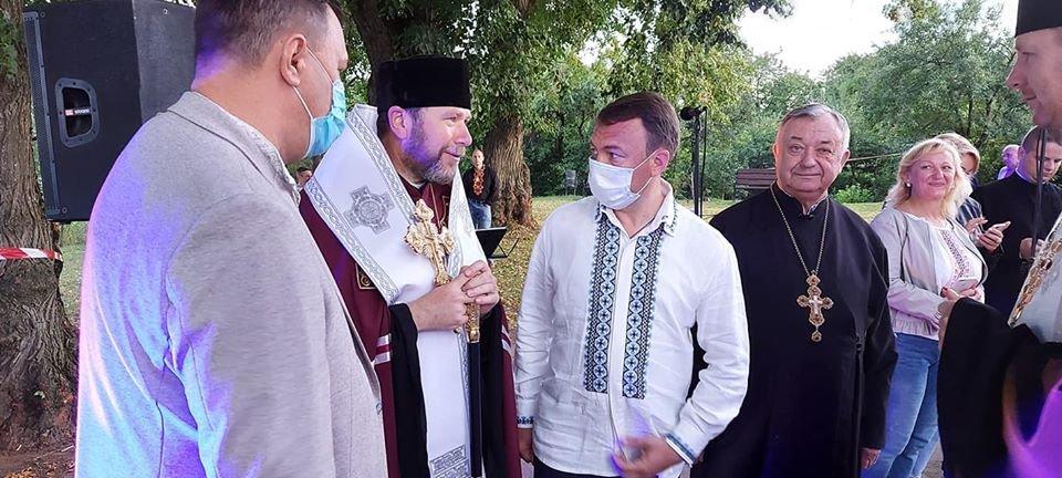 З Днем Незалежності, Україно! В Ужгороді на світанку молилися за мир у країні (ФОТО, ВІДЕО), фото-8
