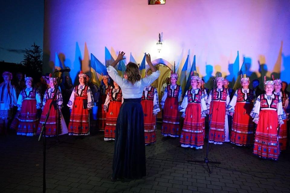 З Днем Незалежності, Україно! В Ужгороді на світанку молилися за мир у країні (ФОТО, ВІДЕО), фото-3
