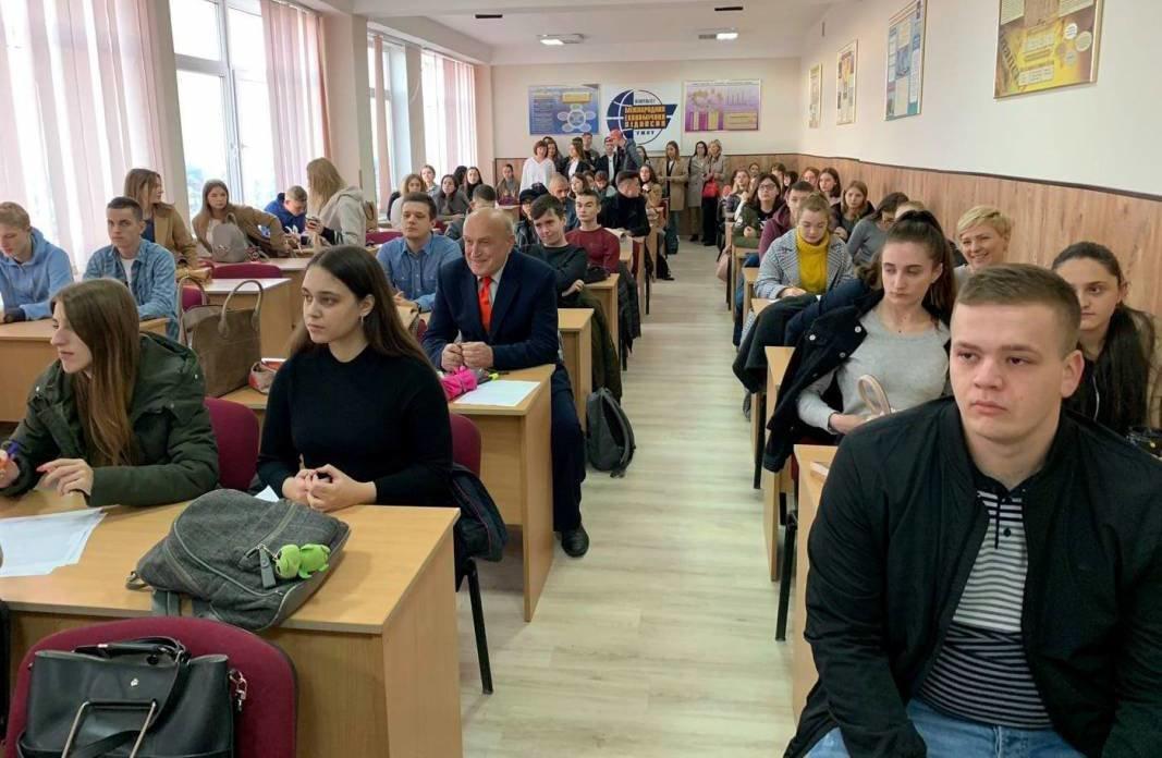 Марина Король: «Унікальність факультету МЕВ – у наших студентах, яким викладають провідні науковці», фото-3