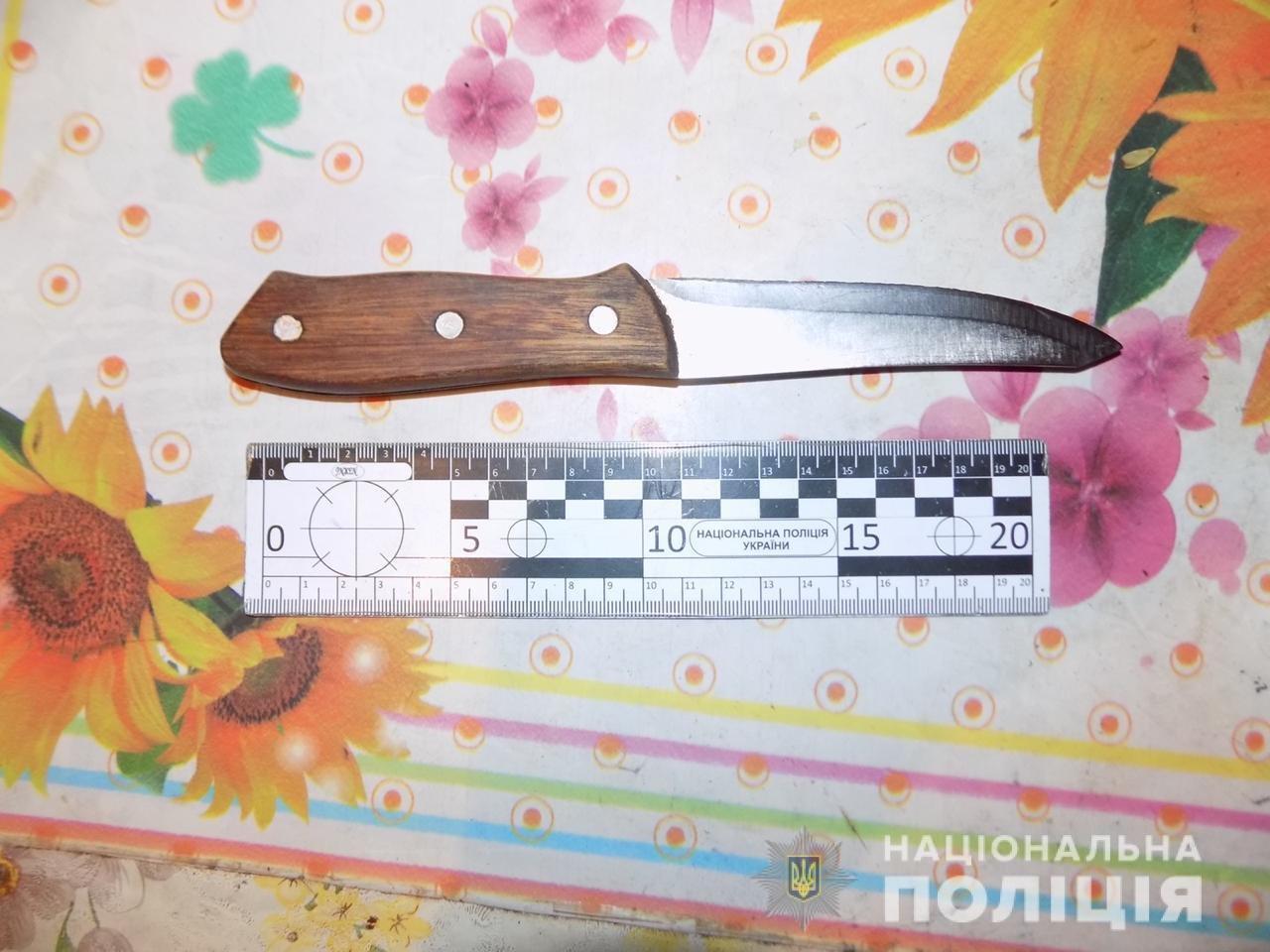 На Закарпатті чоловік з ножем напав на самотню 82-річну пенсіонерку (ФОТО), фото-2