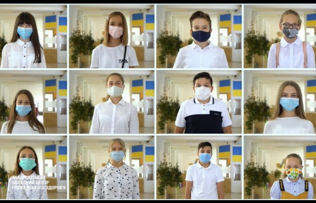 Уроки і COVID-19: яких правил повинні дотримуватися школярі Закарпаття в умовах пандемії (ВІДЕО), фото-1