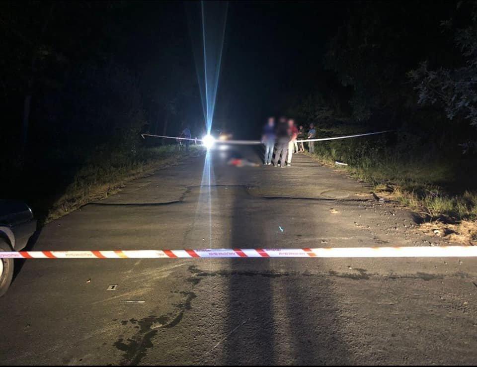 Збила односельчанку та втекла з місця ДТП: на Ужгородщині трапилась смертельна аварія (ФОТО), фото-1