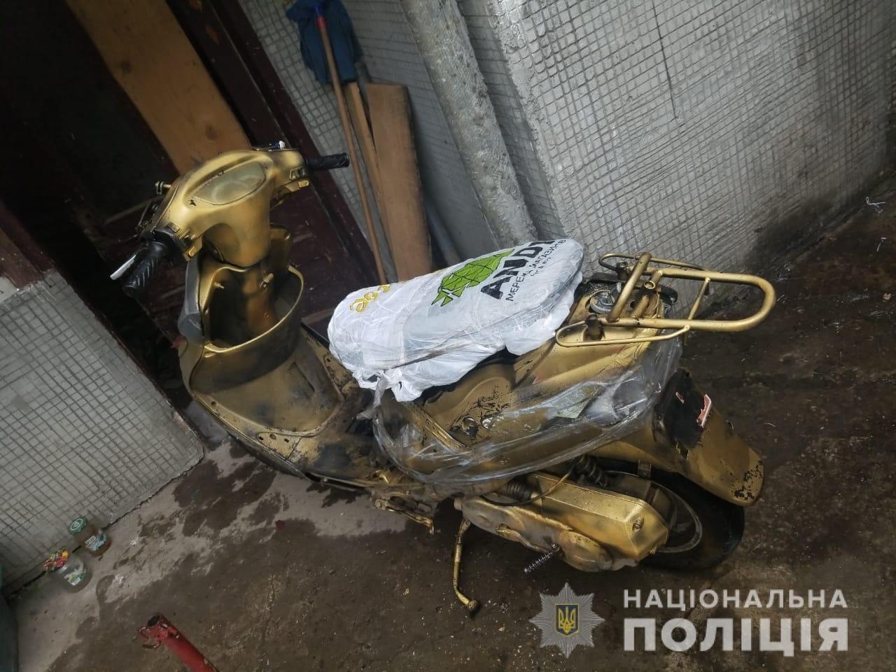 Викрав у знайомого скутер: на Закарпатті трапилоась пограбування (ФОТО), фото-1