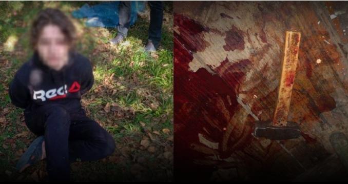 """""""Дабл кіл"""": 15-річний хлопець вбив дідуся та відправив бабусю у """"реанімацію"""" аби похизуватись у """"Телеграмі"""", фото-1"""