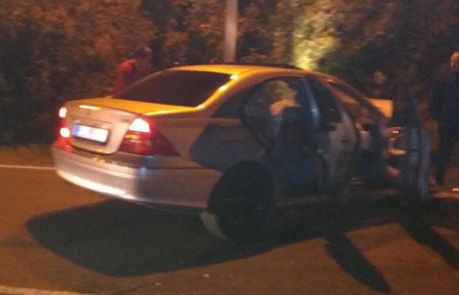 У Виноградові зіткнулися дві автівки (ФОТО), фото-1