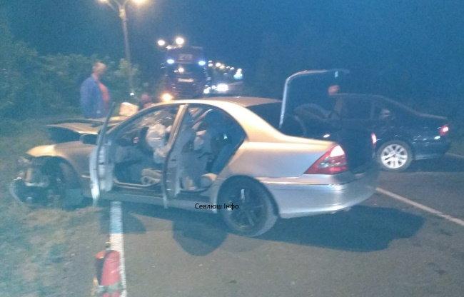 У Виноградові зіткнулися дві автівки (ФОТО), фото-2