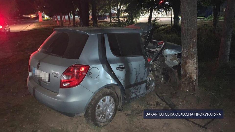 23-річній водійці, яка напідпитку скоїла смертельну ДТП в Ужгороді, погодили підозру, фото-1