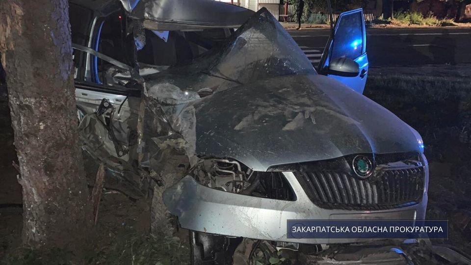 23-річній водійці, яка напідпитку скоїла смертельну ДТП в Ужгороді, погодили підозру, фото-3