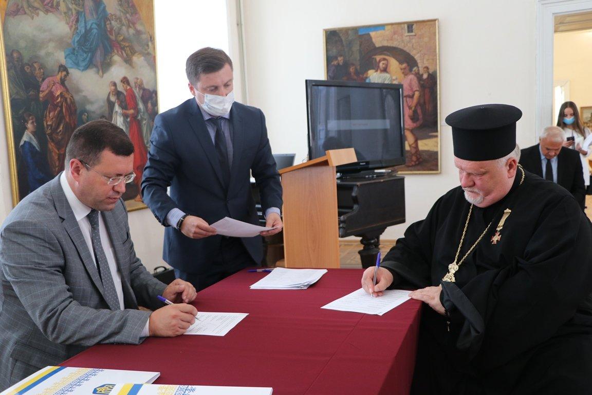 В Ужгороді підписано Меморандум про співпрацю з релігійними управліннями і об'єднаннями (ФОТО), фото-7