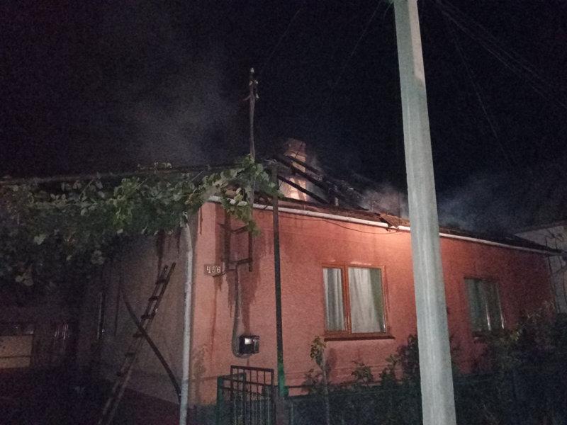 На Свалявщині під час пожежі загинув чоловік, фото-1