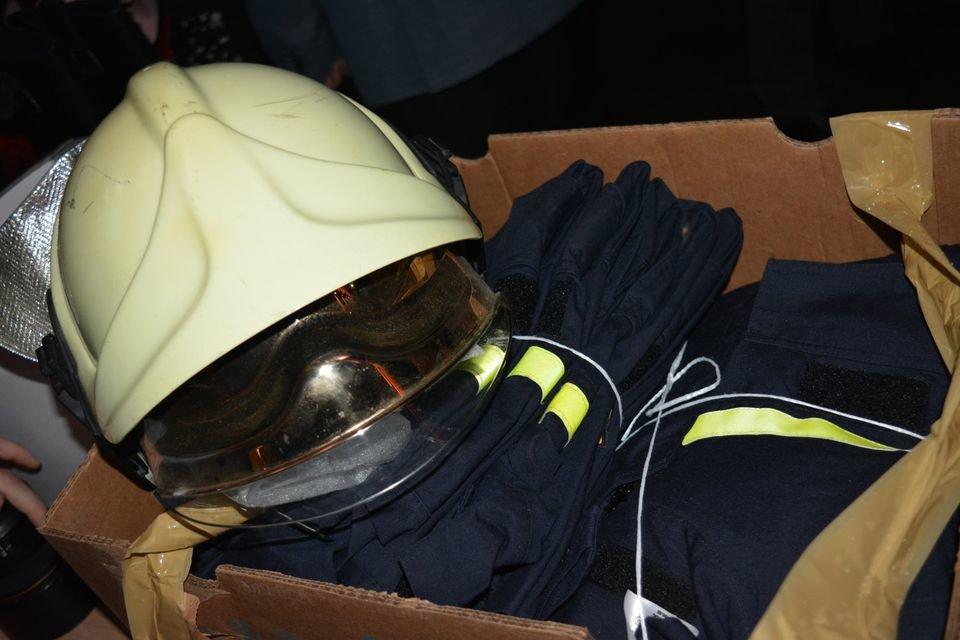 Закарпатські рятувальники отримали благодійну допомогу від чеських колег (ФОТО), фото-2