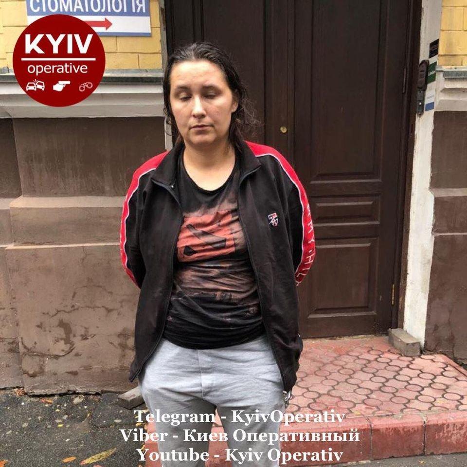 Київська поліція затримала групу професійних закарпатських крадійок (ФОТО), фото-1