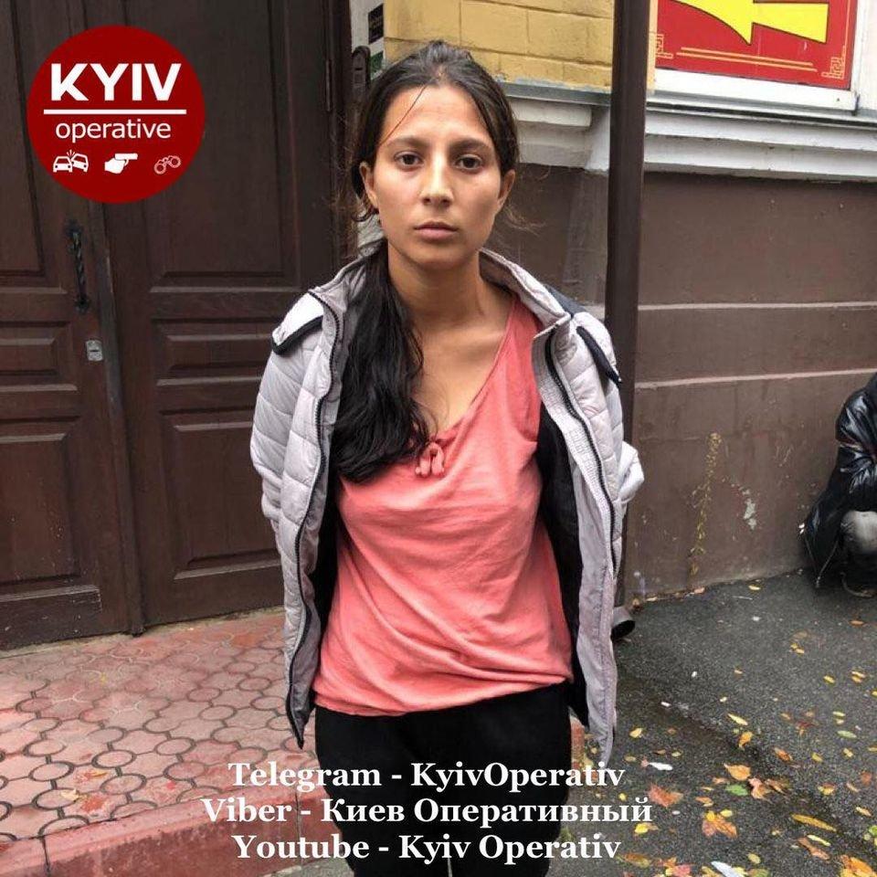 Київська поліція затримала групу професійних закарпатських крадійок (ФОТО), фото-2