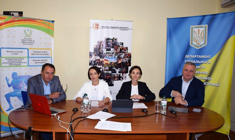 В Ужгороді обговорили питання розвитку системи надання послуг особам з інвалідністю (ФОТО), фото-3