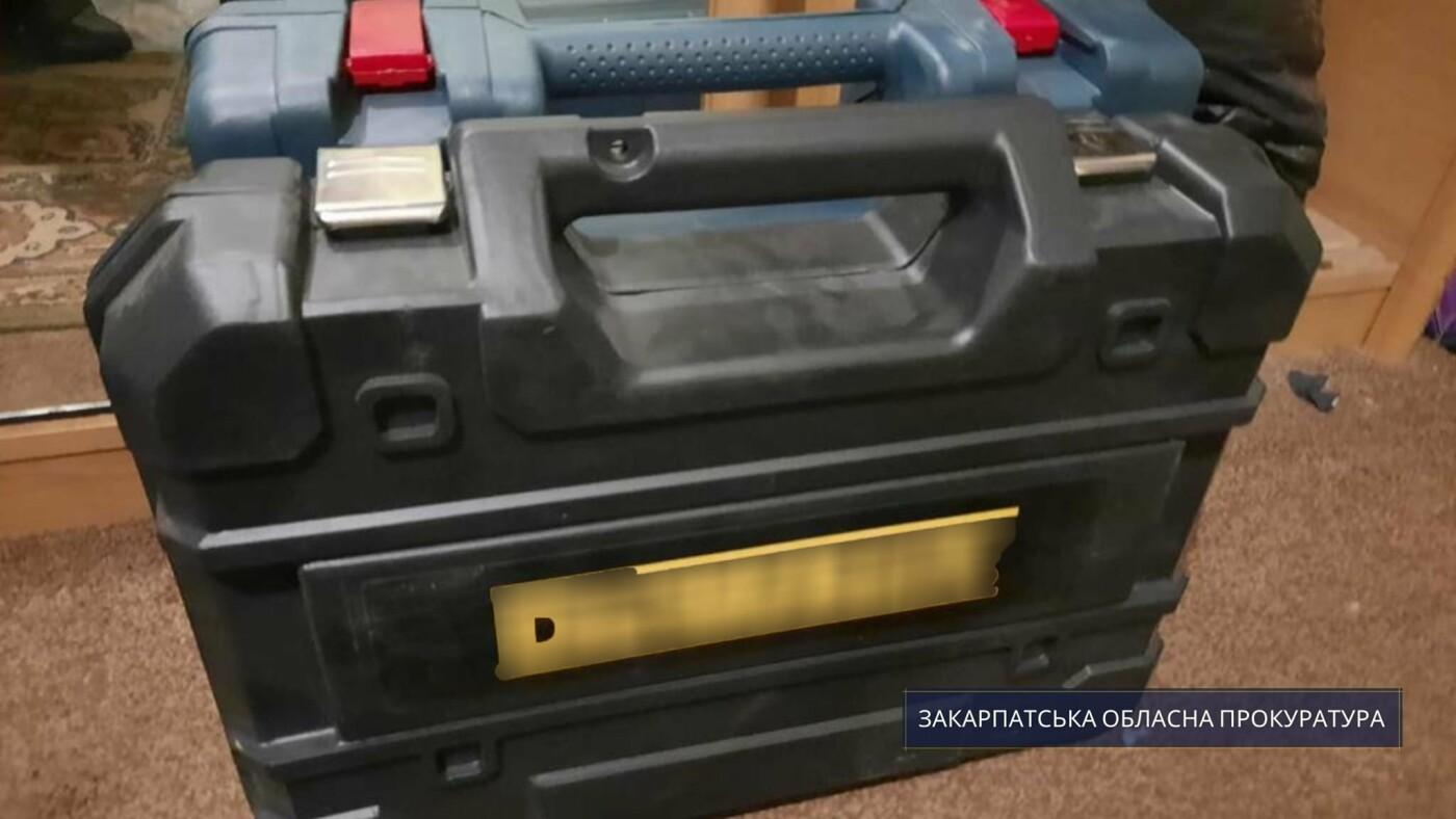 В Ужгороді затримали досвідченого крадія, який викрав дороговартісну техніку (ФОТО), фото-2