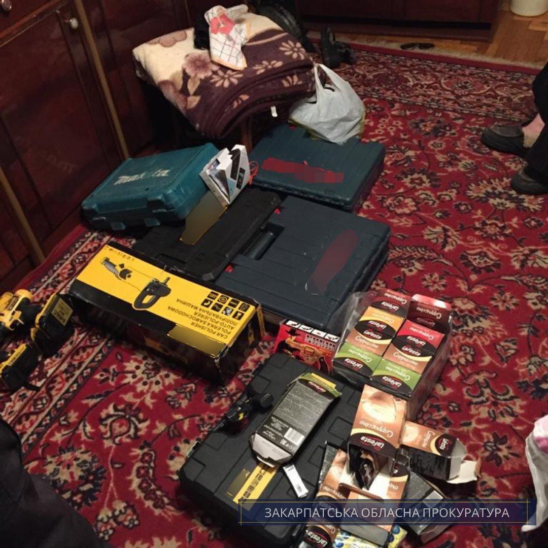 В Ужгороді затримали досвідченого крадія, який викрав дороговартісну техніку (ФОТО), фото-3