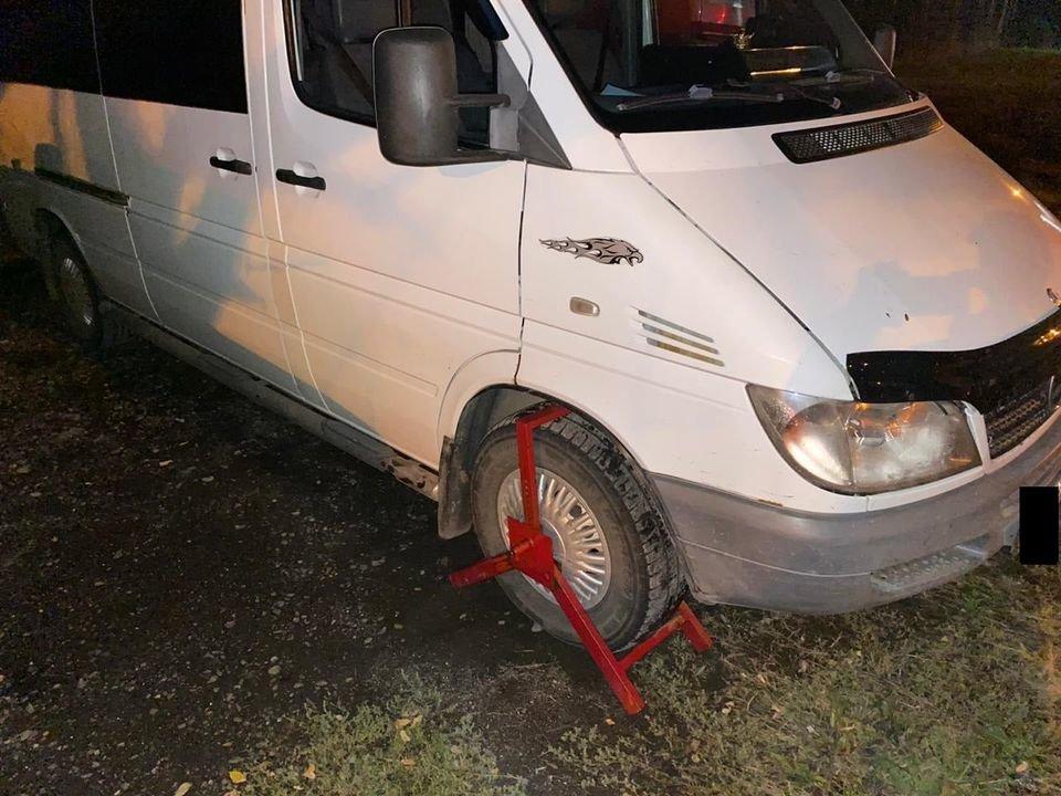 Українець намагався перетнути кордон на краденому автомобілі (ФОТО) , фото-2