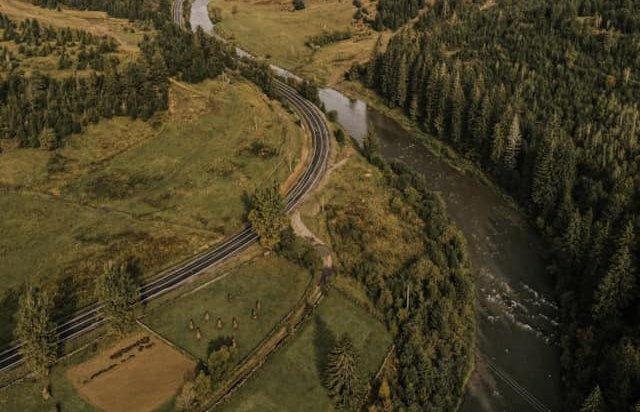 Фотограф показав Синевир та перевал із висоти пташиного польоту (ФОТО), фото-2
