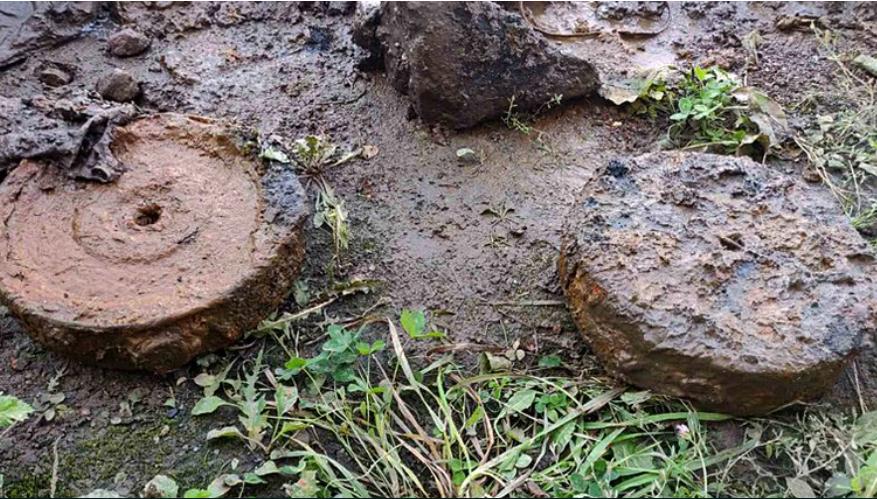 На Закарпатті піротехніки виявили дві протитанкові міни (ФОТО), фото-2