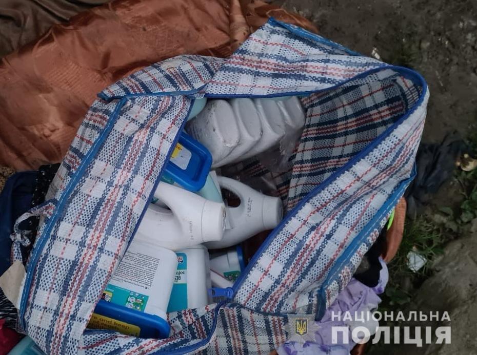 На Закарпатті підлітки обікрали торгову точку на ринку (ФОТО), фото-1