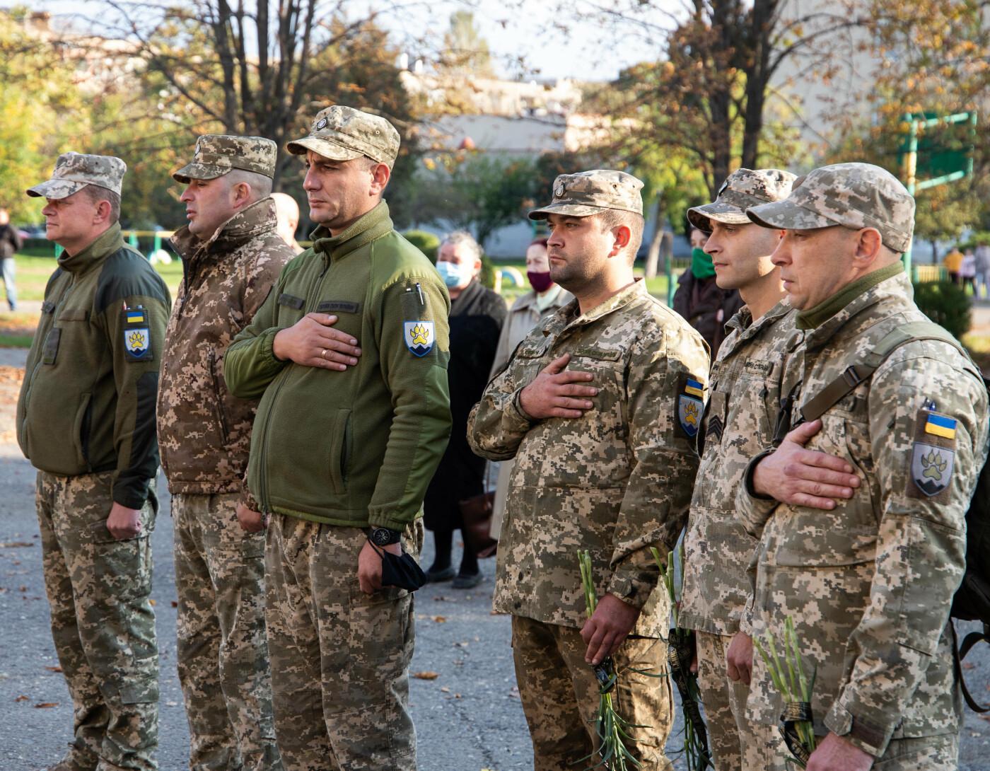 Завжди пам'ятатимемо: в Ужгороді відкрили меморіальну дошку Давиду Гамсахурдії, фото-4